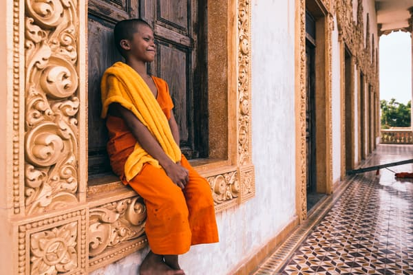 young monk 1