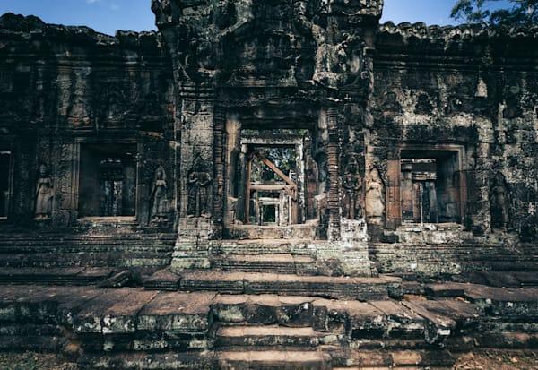 Cambodia's temple ruins