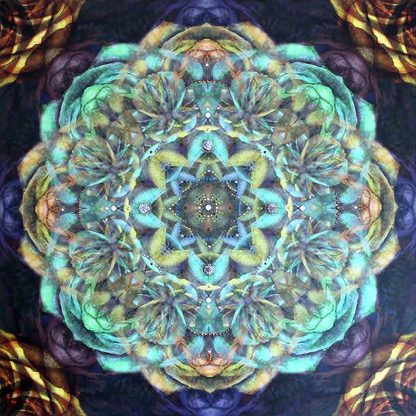 Splendor - Limited Edition Artist's Unique   Ishka Lha