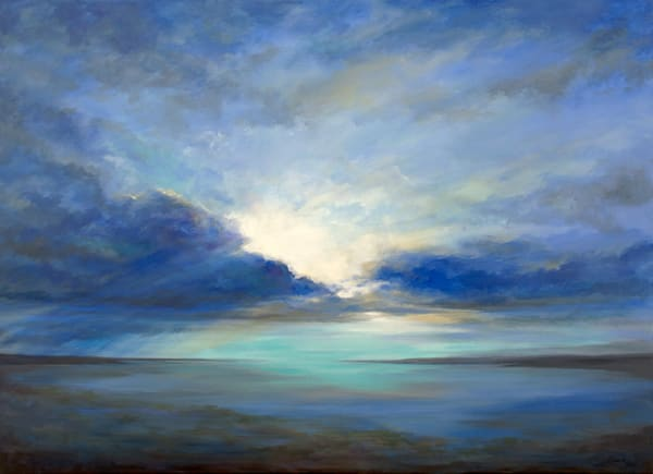 South Bay Sky Art | SHEILA FINCH FINE ART