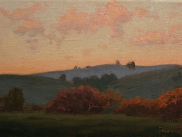 Clouds At Sunset Art | Terry Sauve Fine Art