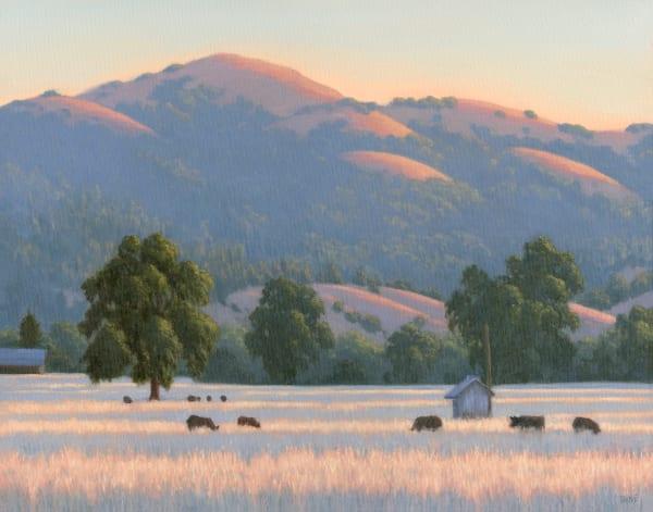 Northern California Landscape Fine Art Giclée Prints
