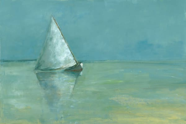 At Ease - Giclée on canvas - Limited Edition - by Anne Packard