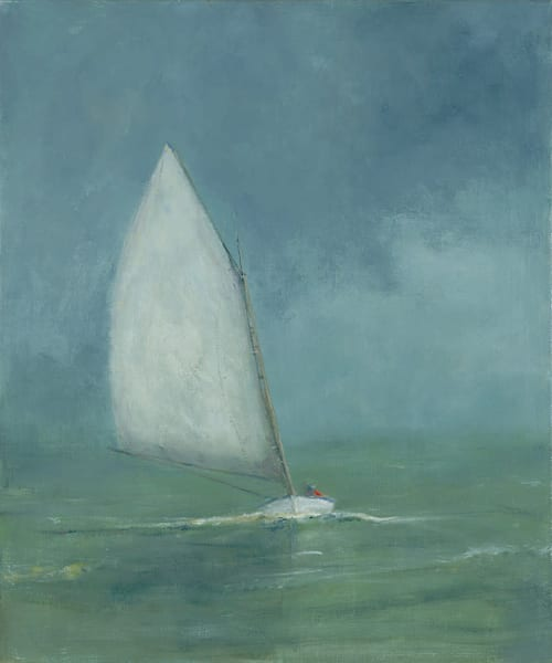 Anne Packard - At Sea - Cape Cod