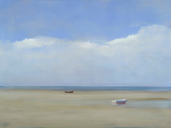 Anne Packard - Clear Skies - Cape Cod