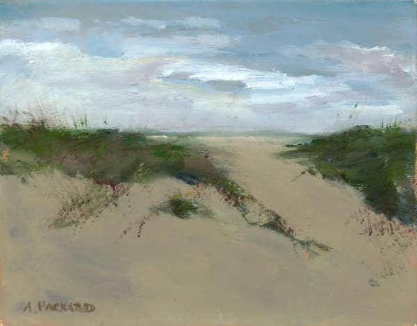 Anne Packard - Limited Edition - Art Gallery - Dunes - Province Town