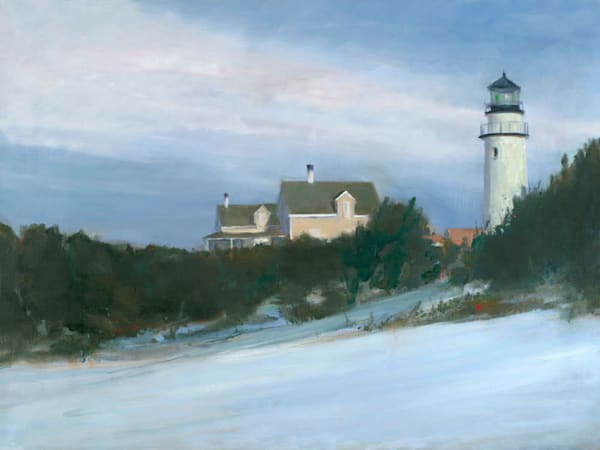 Anne Packard - Limited Edition - Art Gallery - Winter Light - Province Town