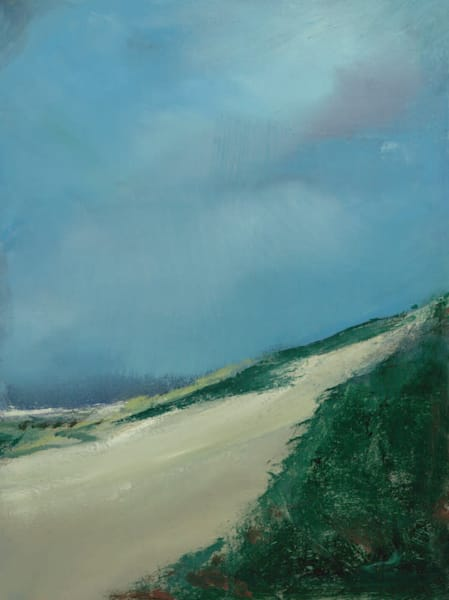 Fall Dunes - Giclée on canvas - Limited Edition - by Anne Packard