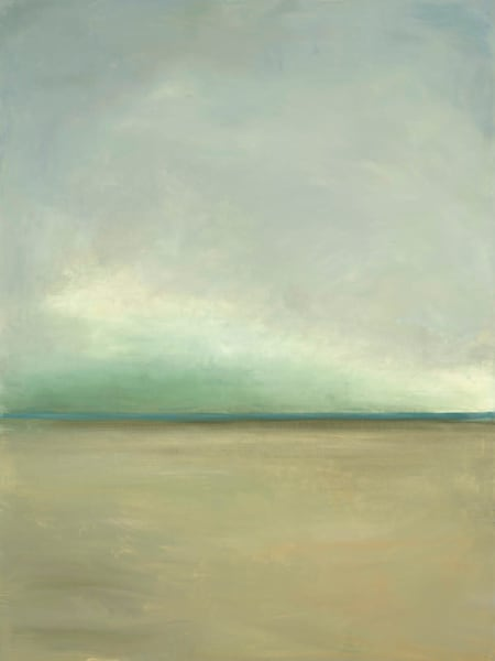 Horizon - Giclée on canvas - Limited Edition - by Anne Packard
