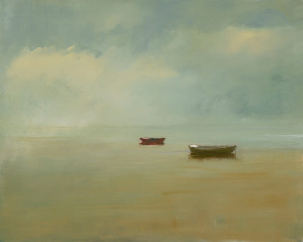 Anne Packard - In The Bay - Cape Cod