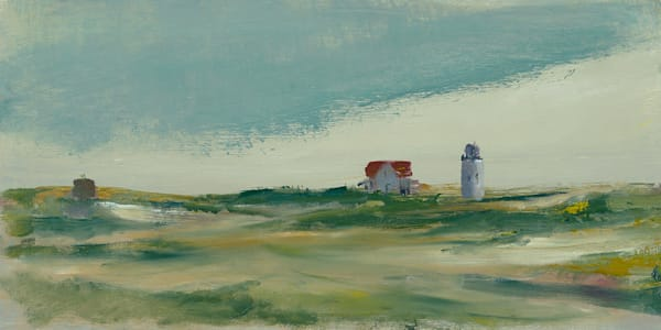 Province Town - Art Gallery by Anne Packard - Light Keepers House - Cape Cod