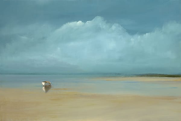 Anne Packard Print Gallery - Low Tide - Cape Cod
