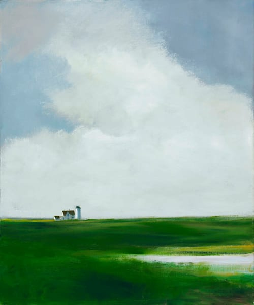 Anne Packard - Limited Edition - Art Gallery - Marsh Lighthouse - Province Town