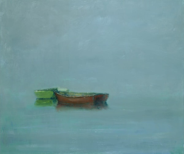 Misty Morning - Giclée on canvas - Limited Edition - by Anne Packard