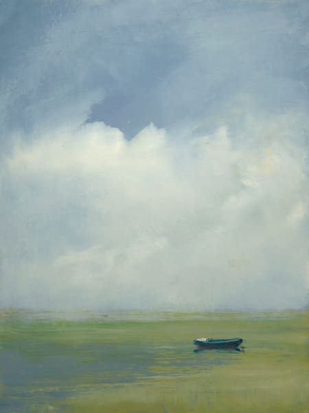 Anne Packard - Cape Cod Fine Art Prints on Canvas - Morning Calm