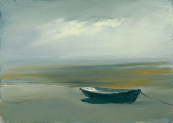 Anne Packard Print Gallery - Small Boat - Cape Cod