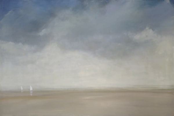 Summer Sail - Giclée on canvas - Limited Edition - by Anne Packard