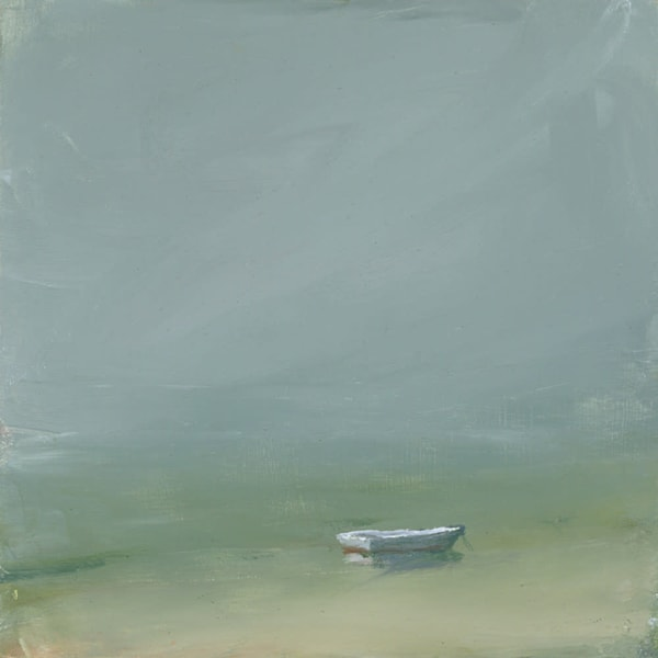 Giclée on canvas by Anne Packard - Summertime - Cape Cod