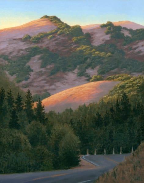 Lucas Valley Drive Art | Terry Sauve Fine Art