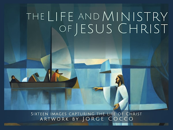 Jorge Cocco - The Life and Ministry of Christ Minicard Pack