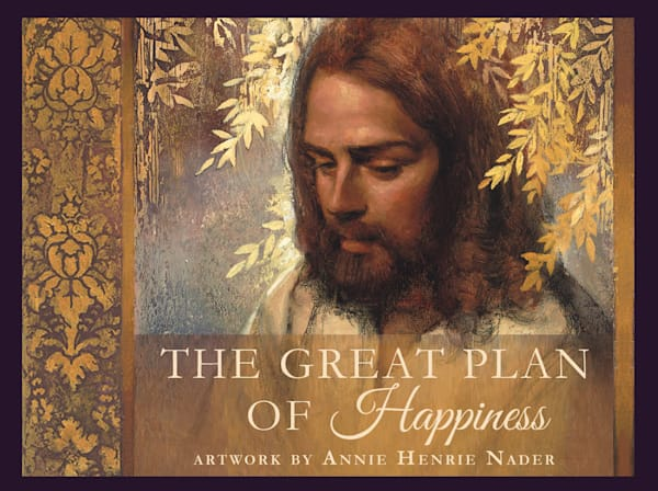 Annie Henrie Nader - The Great Plan of Happiness minicard pack