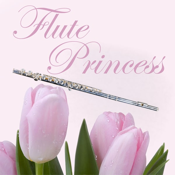 Flute Princess Poster 8001.705