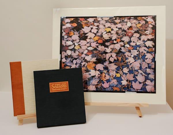 Robert Frost: Seasons – Christopher Burkett Special Edition Book and Print Set