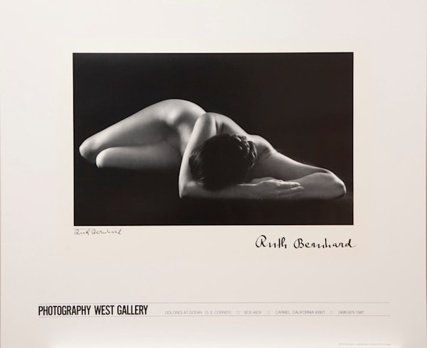 Perspective II - Signed POSTER - Ruth Bernhard