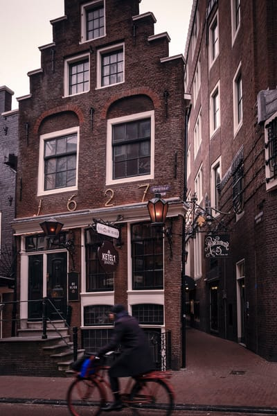 Amsterdam 0037 Photography Art | Sandra Jasmin