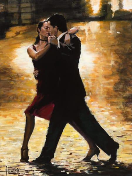 Al Campos Del Tango, fine art print, Aldo Luongo