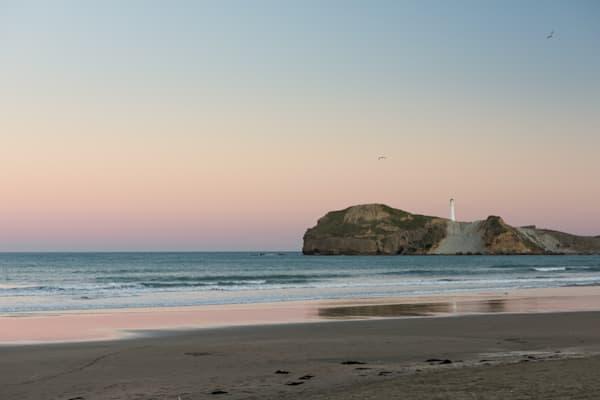 Castle Rock Lighthouse Sunset