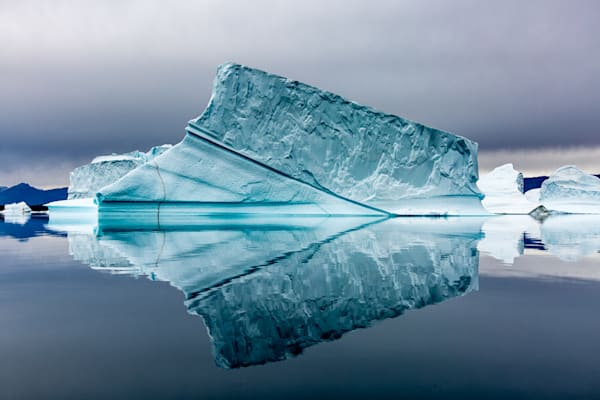 Iceberg Arrow I, Scoresby Sund Greenland