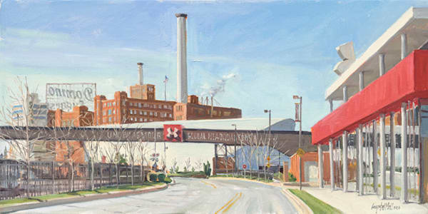 Old And New Industry Art | Crystal Moll Gallery