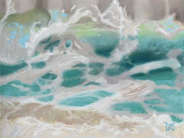 Shaken Waves Art for sale as prints