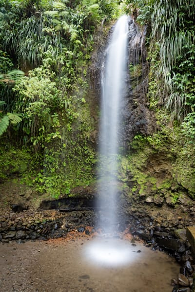 Toraille Falls, Soufriere, St Lucia