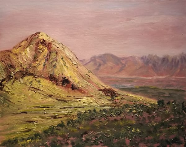 """Picacho Peace""  by Jodi Murphy 