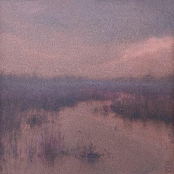 Tonal Marsh Art | Michael Orwick Arts LLC