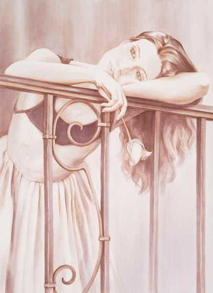 Reverie, fine art print by Christina LoCascio