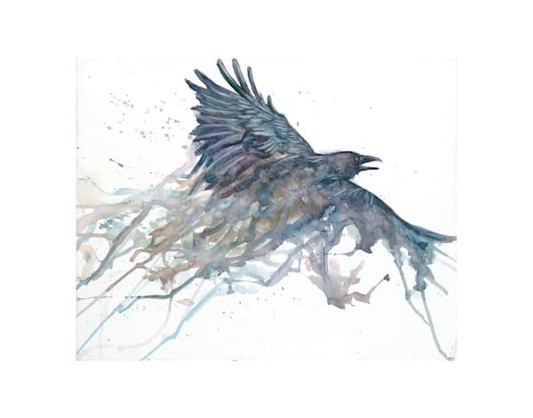11x14 In Flight On Paper   HFA print gallery