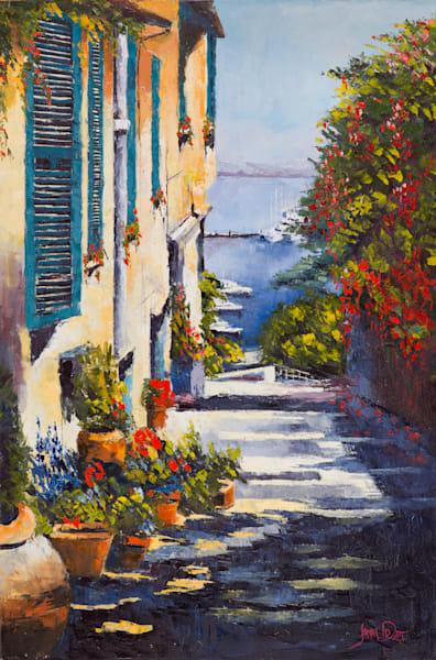 Belliago Italy by James Pratt
