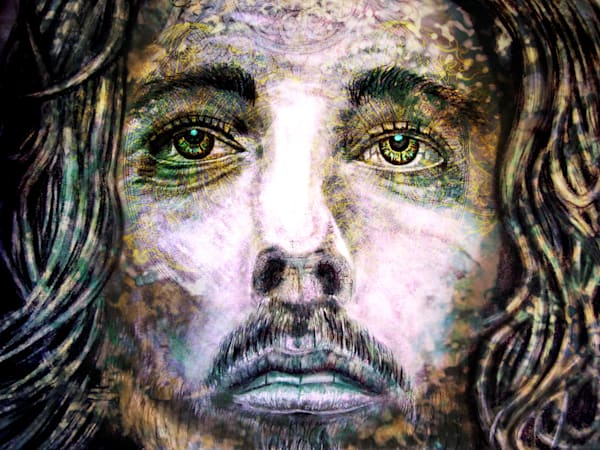 Jesus Portrait Art | CMS Art Prints