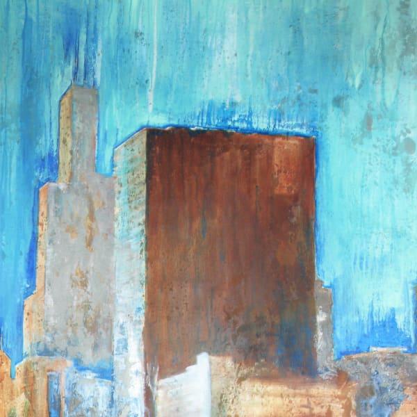 Blue Buckingham Block5