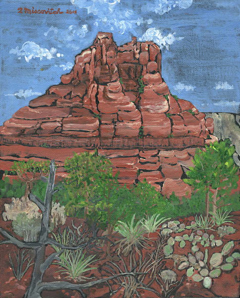 Bell Rock Vegetation