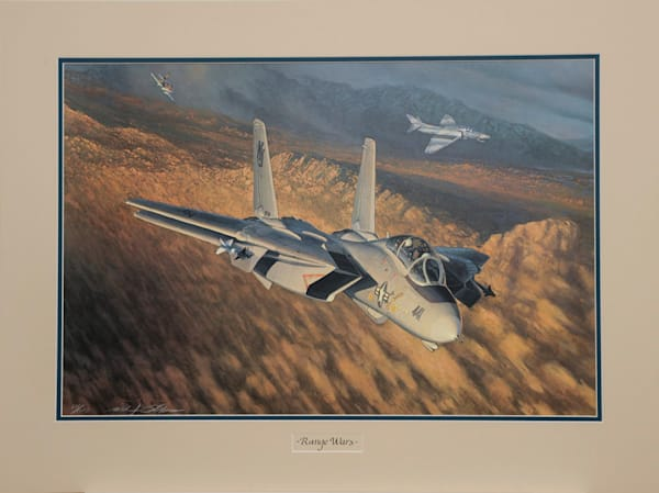Range Wars - Signed Limited Edition Lithograph by William S. Phillips