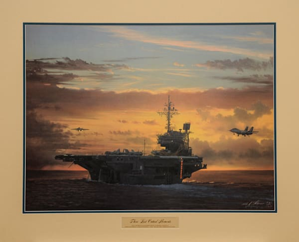 Those Last Critical Moments - Signed Limited Edition Lithograph by William S. Phillips
