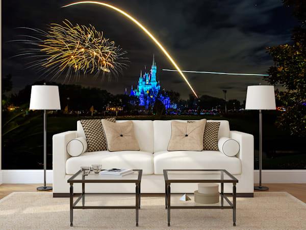 Disney World Wishes - Disney Wall Murals | William Drew