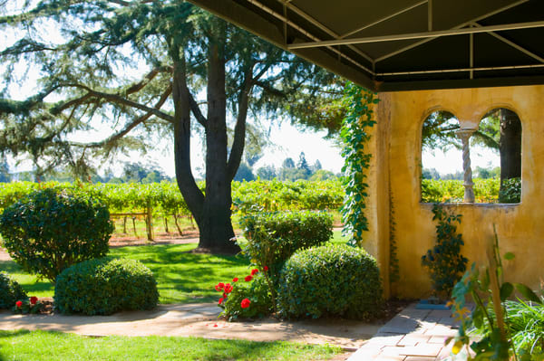 Tuscan Winery in Cali