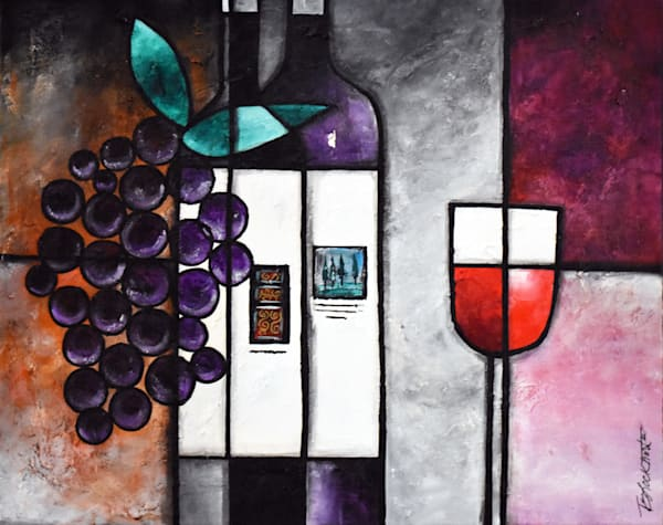 The Best Wine Art | thomaselockhart