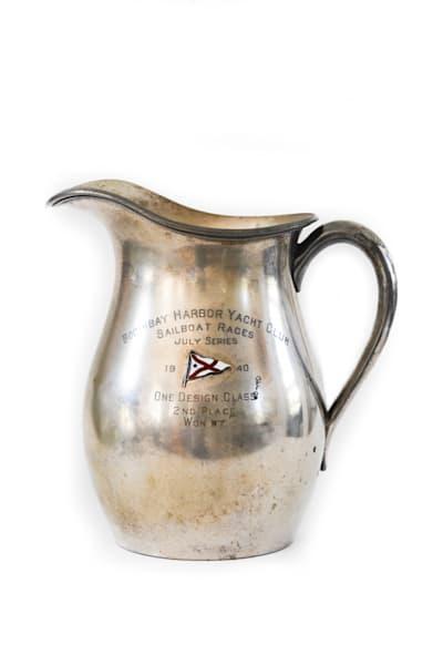 Vintage Yacht Club Trophy