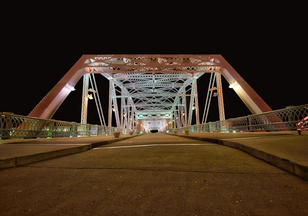 Shelby Street Bridge Nashville